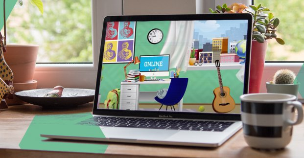 Для учеников начальной школы начались занятия онлайн