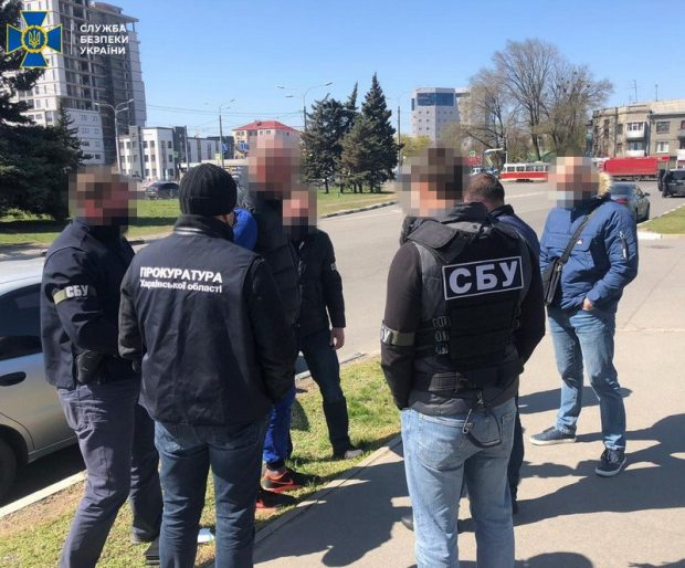 На Харьковщине СБУ разоблачила на взятке чиновника Государственной миграционной службы