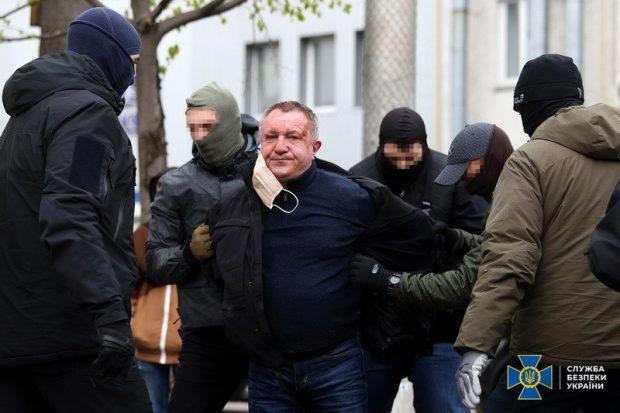 СБУ разоблачила генерал-майора, который работал на ФСБ РФ