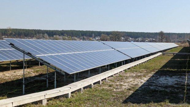В этом году на Харьковщине построят солнечную электростанцию мощностью 8 МВт