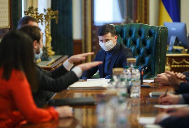 Украина еще не достигла пика эпидемии - ОП