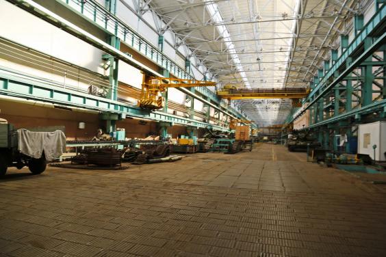 Завод имени Малышева вдвое увеличил объемы производства