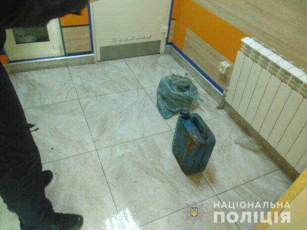 На Алексеевке мужчина пытался поджечь себя в ломбарде