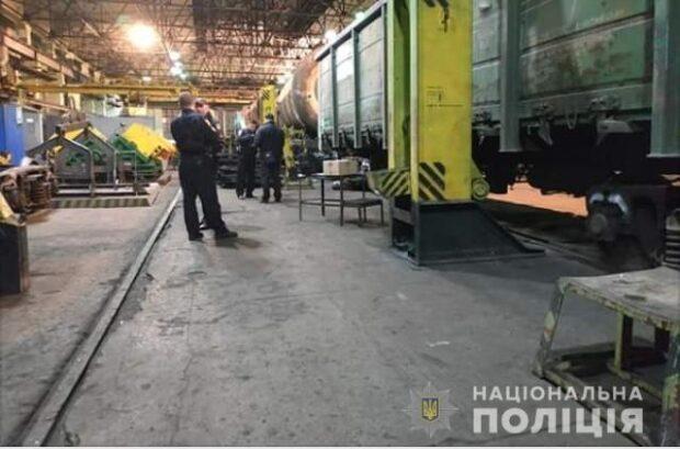 Под Харьковом погиб мужчина во время ремонта вагона