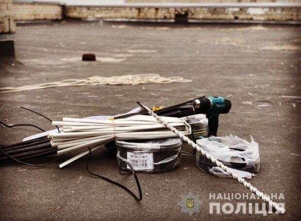 В полиции рассказали подробности обысков в мэрии Харькова