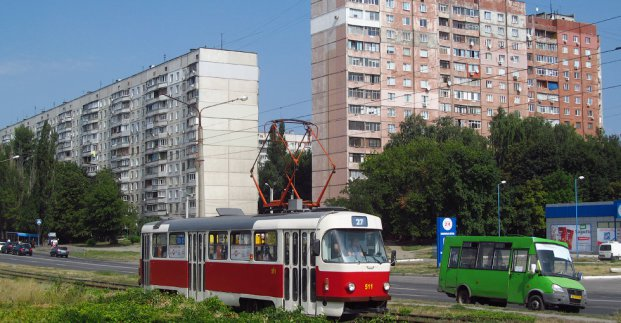 С вечера воскресенья трамваи №8 и 27 изменят маршрут