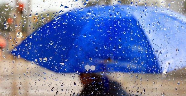 В выходные в Харькове - до 21 градуса тепла и дождь