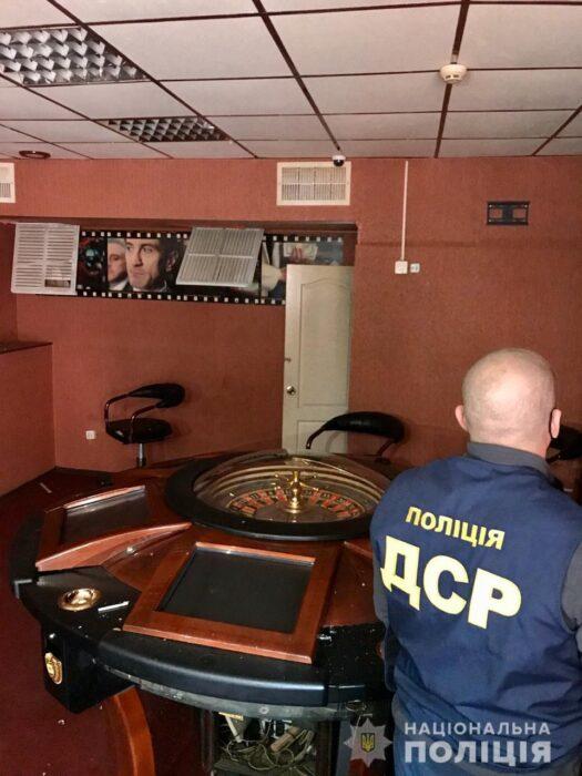 В Харькове задержали группу, которая причастна к организации сети игорных заведений