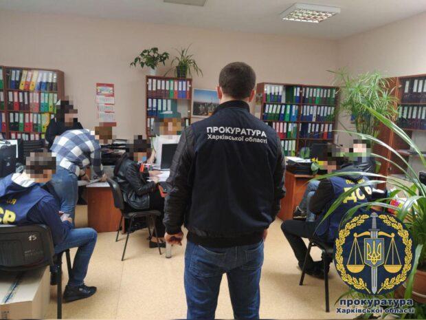 В Харьковском городском совете проводятся обыски