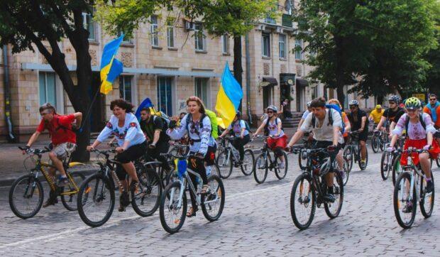 На День вышиванки в Харькове планируют провести велозаезд