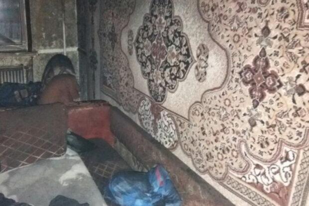 Под Харьковом на пожаре обнаружили тело погибшего мужчины