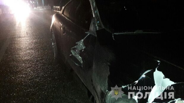 Под Харьковом в ДТП погиб пешеход