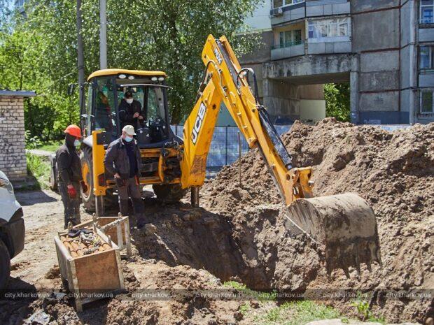 В Харькове заменят более 20 километров водопроводных сетей - горсовет