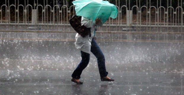 Завтра в Харькове – дождь и шквальный ветер