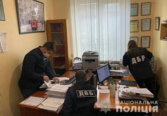 Следователю харьковской полиции объявлено о подозрении в сокрытии преступления