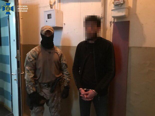 В Харькове контрразведка СБУ задержала иностранца, который находится в международном розыске