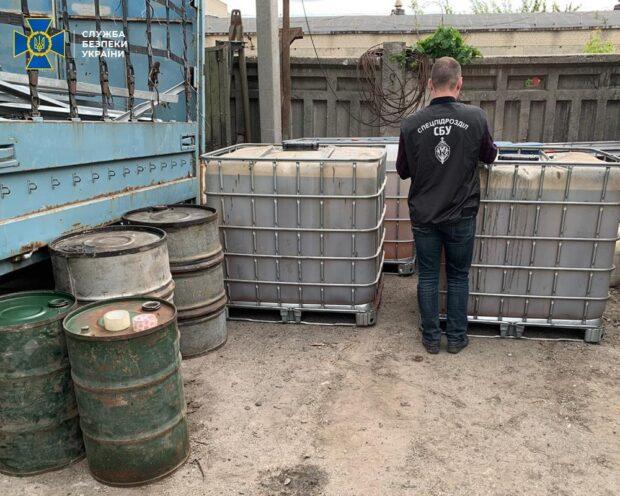 На Харьковщине военные воровали и оптом продавали топливо