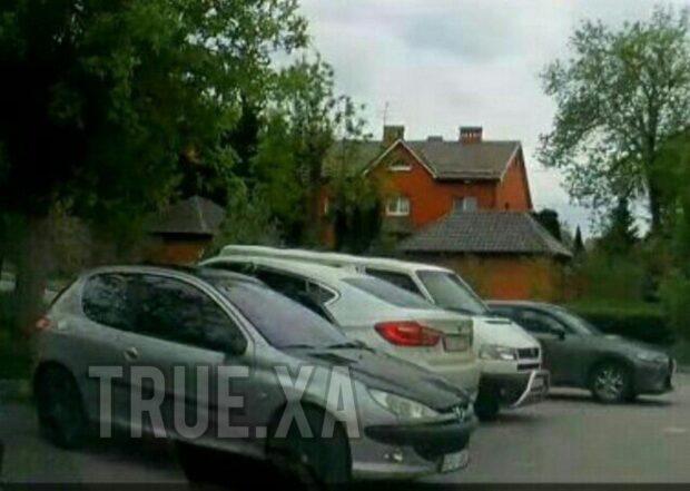 В Харькове автоворы сбили полицейского, который пытался их задержать