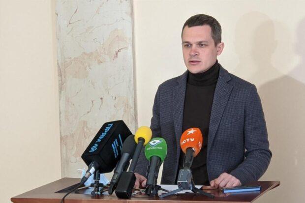 Кучер прокомментировал протест медиков на подстанции скорой помощи