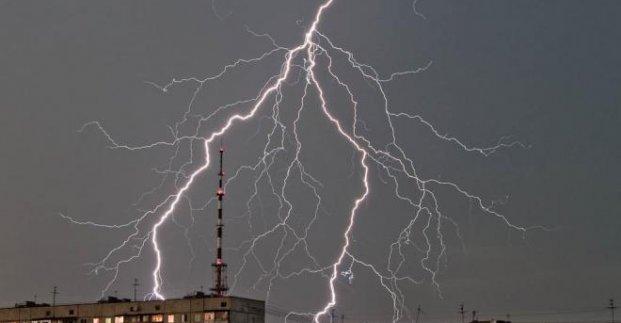Завтра в Харькове - до 22 градусов тепла и дождь с грозой