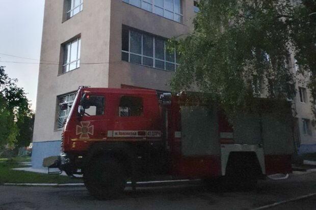 Под Харьковом их больницы эвакуировали 9 пациентов