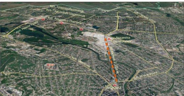 """Строительство дороги через """"Барабашово"""" начнут через несколько недель"""