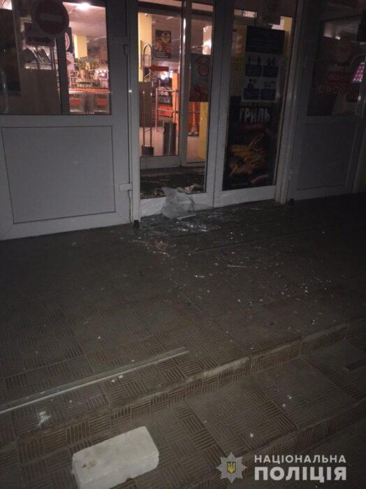 Взрыв банкомата в Харькове: злоумышленникам не удалося украсть деньги