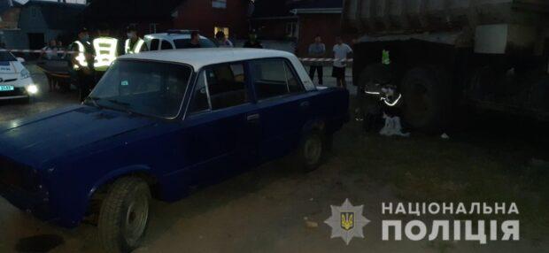 В Харькове в результате аварии погиб младенец