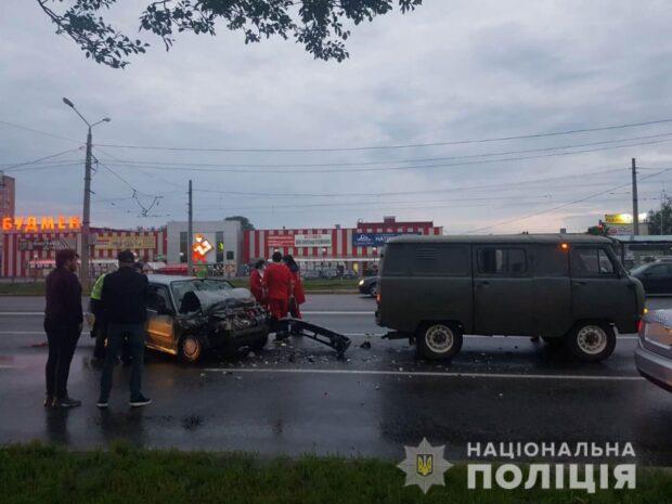 В Харькове в результате аварии погиб мужчина