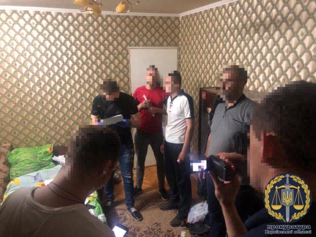 В Харькове задержали группу систематических сбытчиков «метадона»