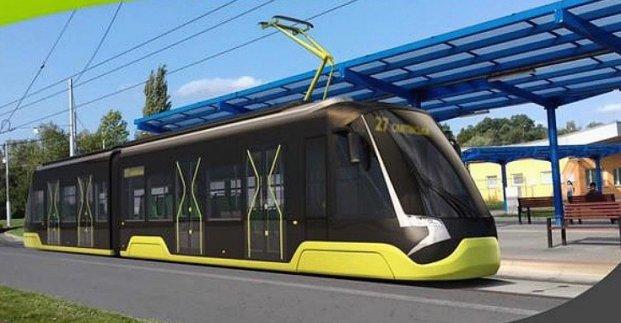На ХТЗ будут производить современные трамваи