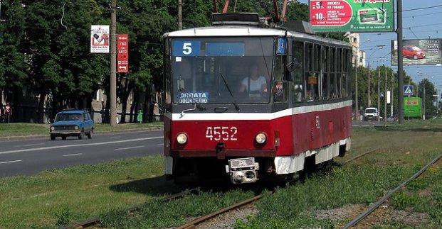 С понедельника трамвай №8 изменит маршрут движения, а №5 - не будет ходить