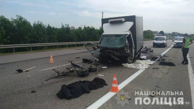 Под Харьковом в автокатастрофе погиб 18-летний парень