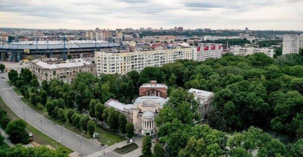 В Харькове планируется провести реконструкцию 11 парков, скверов и зон отдыха