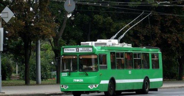 Автобус №260 и троллейбус №13 временно изменят маршрут движения