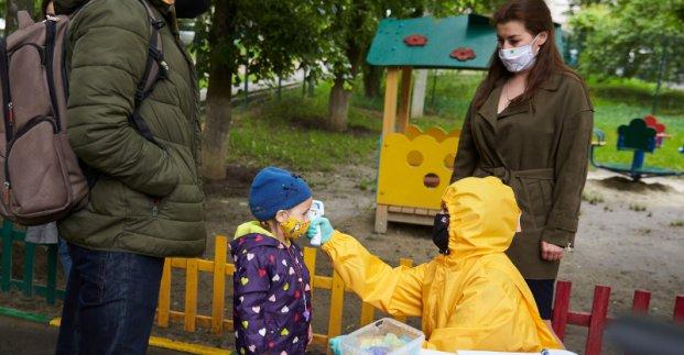 В Харькове открылись детские сады