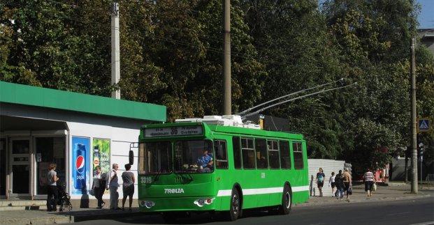 Троллейбусы №25 и 36 четыре дня не будут ходить
