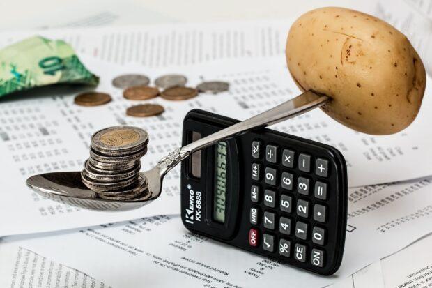 Монеты Калькулятор Бюджета Семейный Бюджет Деньги Инфляция