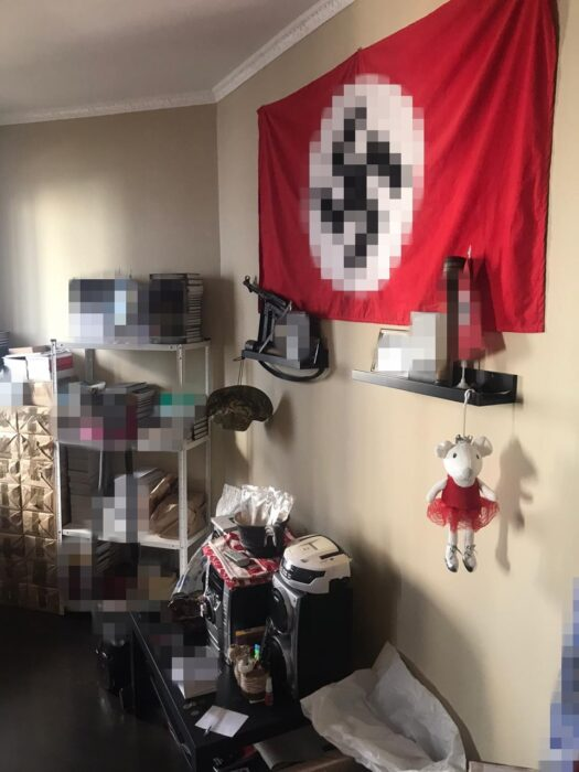 В Харькове и Киеве СБУ разоблачила группировку неонацистов во главе с гражданином РФ