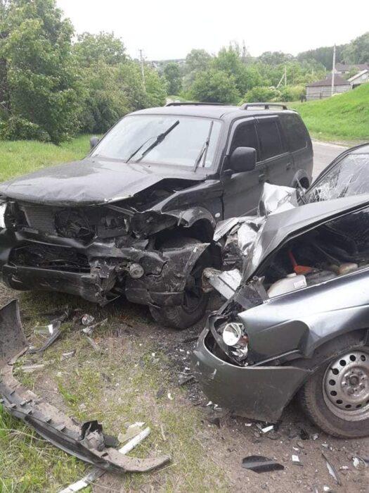 В аварии на Харьковщине погиб 19-летний полицейский
