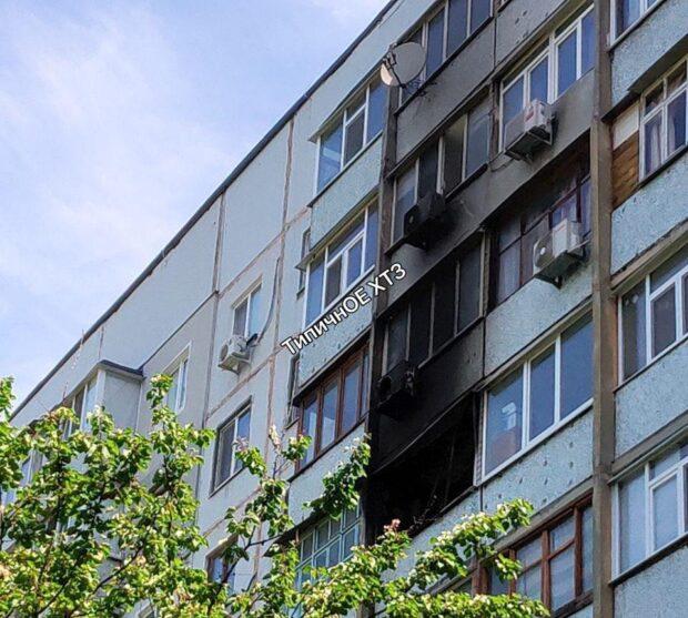 На Алексеевке сын избил отца и поджог квартиру