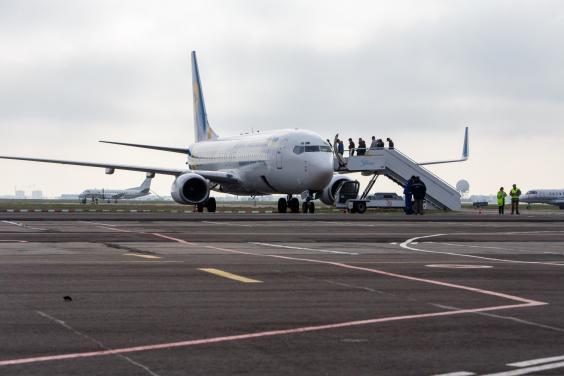 В Украине возобновлена работа всех авиационных пунктов пропуска
