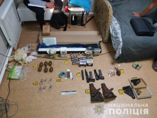 В полиции рассказали подробности задержания сообщника луцкого террориста