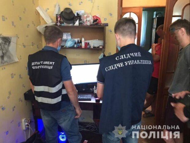 В Харькове полиция разоблачили вероятного распространителя детской порнографии