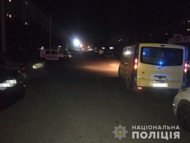 На Салтовке сбили девятилетнего мальчика