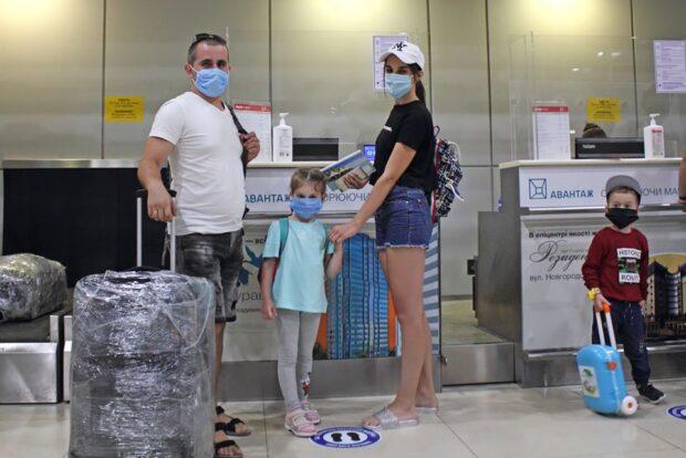 Харьковский аэропорт возобновил прямые авиарейсы в Турцию