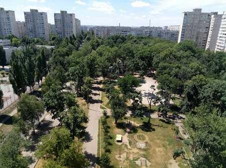 Харьковский горсовет переплатит за тротуарную плитку, урны и деревья при ремонте парка на Холодной горе - ХАЦ