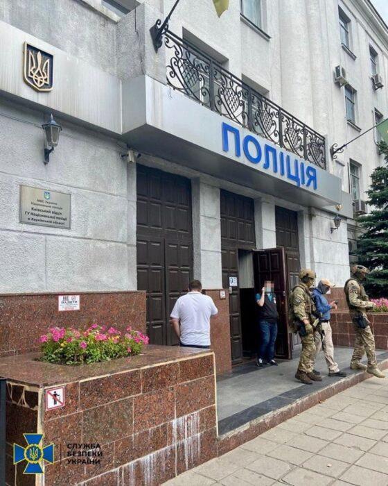 В Харькове группа полицейских вымогала деньги с наркозависимых
