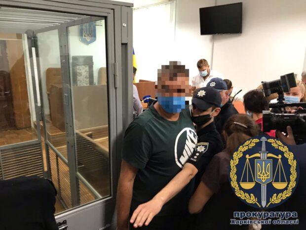 Суд избрал меру пресечения харьковчанину, которого называют пособников луцкого террориста