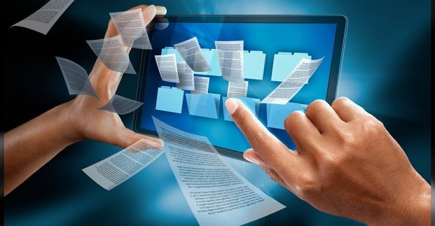 Харьковские коммунальные предприятия переходят на электронный документооборот